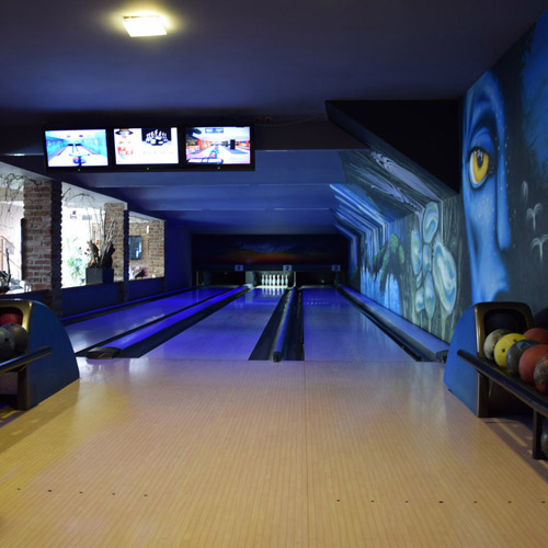 foto Bowling Bar